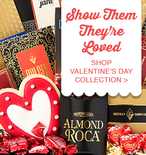 Show Them They're Loved. Shop Valentine's Day Collection.