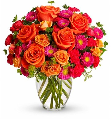 Flower Bouquets: Health & Happiness Bouquet