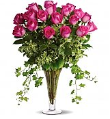 Roses: Dreaming in Pink Rose Bouquet