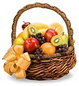 Fruit Gift Baskets: Sweet Sensations Fruit Basket