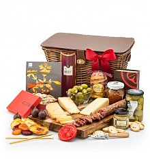 Cheese, Charcuterie Gifts: Artisan Cheese Hamper