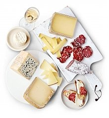 Cheese, Charcuterie Gifts: French Connection Gift