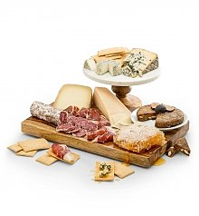 Cheese, Charcuterie Gifts: Black Tie Cheese Tasting Event