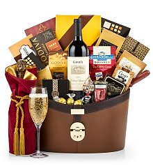 Wine Baskets: Groth Vineyards Cabernet Luxury Gift Basket
