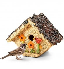 Home Decor: Birdhouse for the Garden