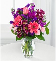 Flower Bouquets: Garden Beauty Bouquet