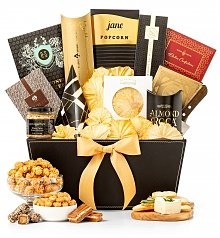Gourmet Gift Baskets: Executive Choice Gourmet Gift Basket