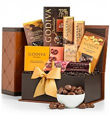 Chocolate & Sweet Baskets: An Anniversary Chocolate Collection